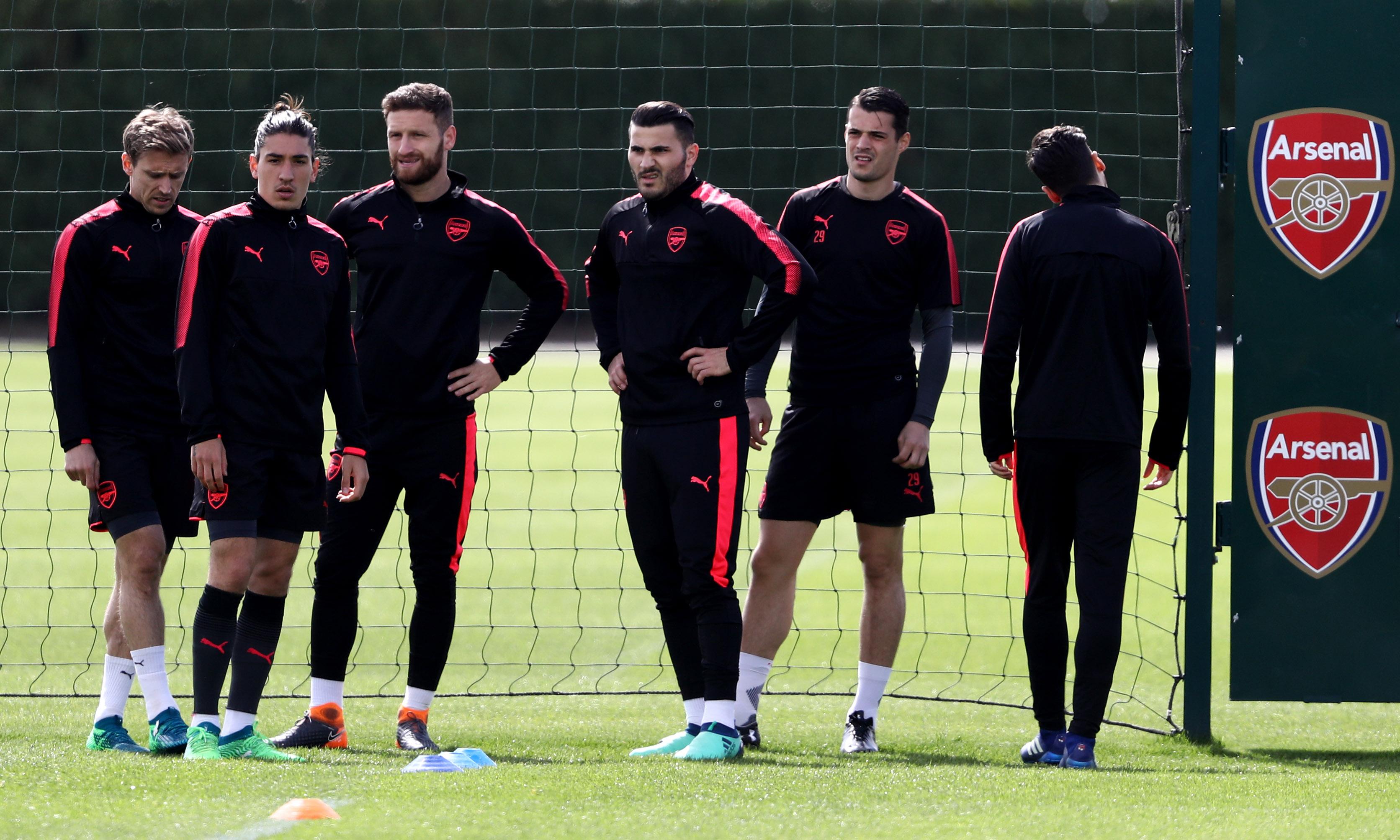 «Атлетико» вырвал ничью у«Арсенала», играя 80 мин. вдесятером— Лига Европы