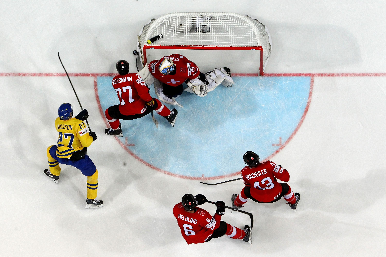 Канада обыграла Германию в ¼ финала, Швеция— Швейцарию
