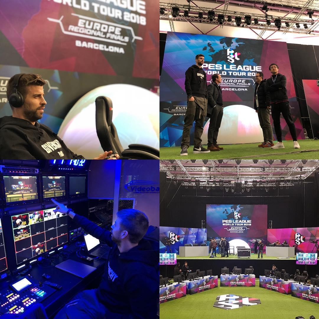 «Барселона» создаст киберспортивную команду поPro Evolution Soccer