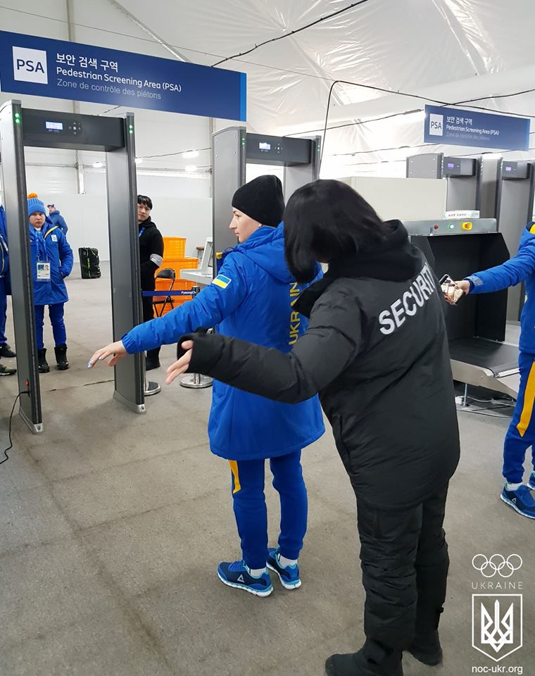 Белорусские спортсмены 1февраля уходят вПхенчхан
