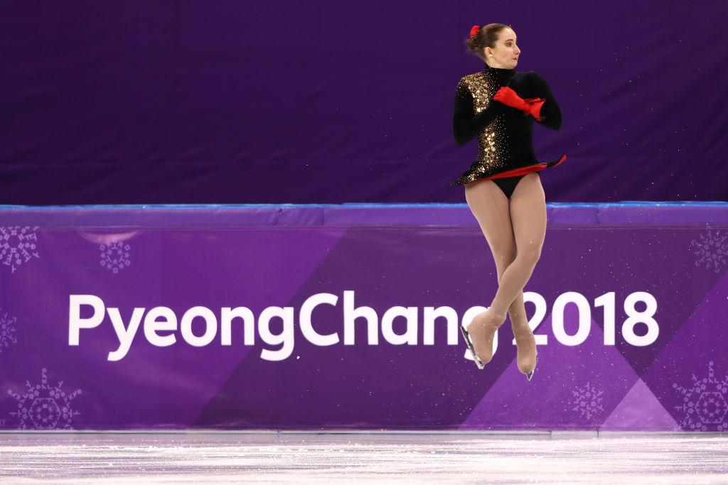 Олимпиада-2018. Украинка Хныченкова провалила короткую программу