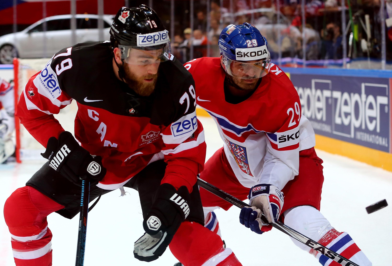 Канада началаЧМ похоккею спобеды над Чехией, Германия обыграла США