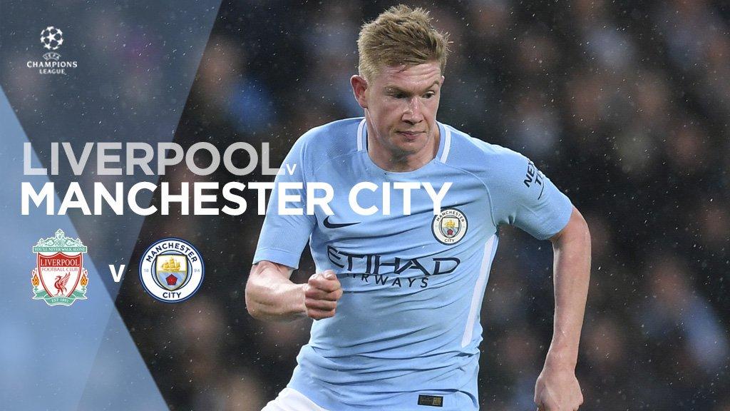 «Ливерпуль» разгромил «Манчестер Сити» впервом матче ¼ финала Лиги чемпионов