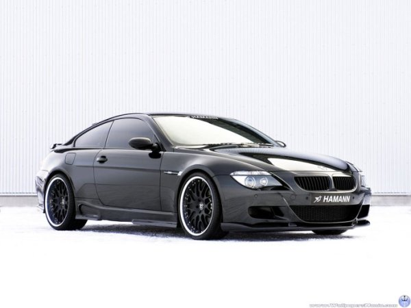 BMW  Hamann version