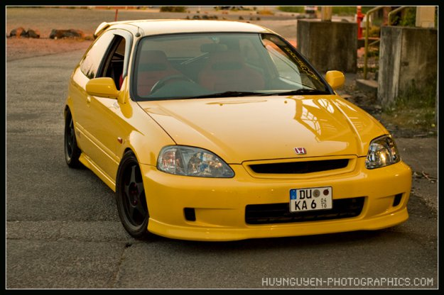 HONDA CIVIC 1996-2000 JDM