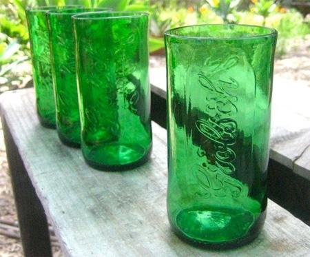 Стакан из бутылки своими руками