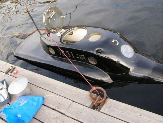 купить маленькую подводную лодку