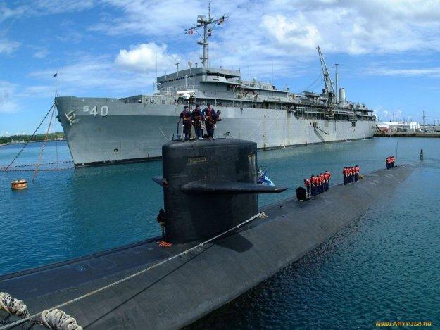 судовой журнал подводной лодки