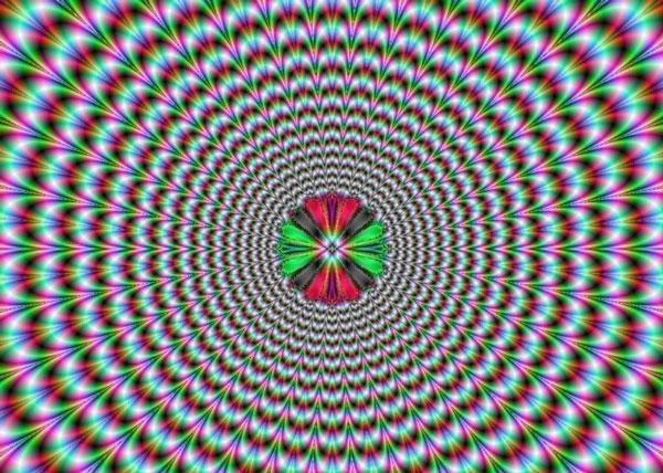 иллюзии смотреть картинки