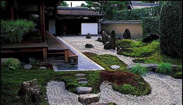 Япония, сад камней.... - bigmir)net