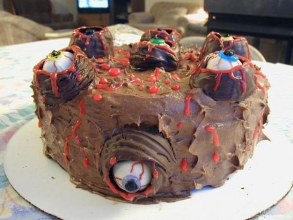 Рецепт с фото слоеного торта