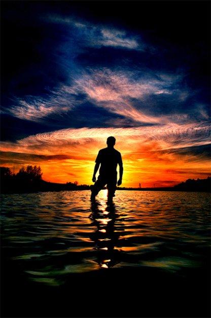 караоке песни фото заката с мужчинами воздуха воды, осадки