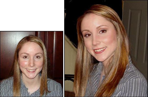 Девушки до и после макияжа - bigmir)net