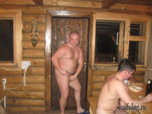 Гей Порно Деревенская Баня