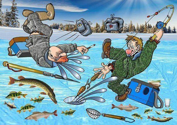 веселая музыка про рыбалку
