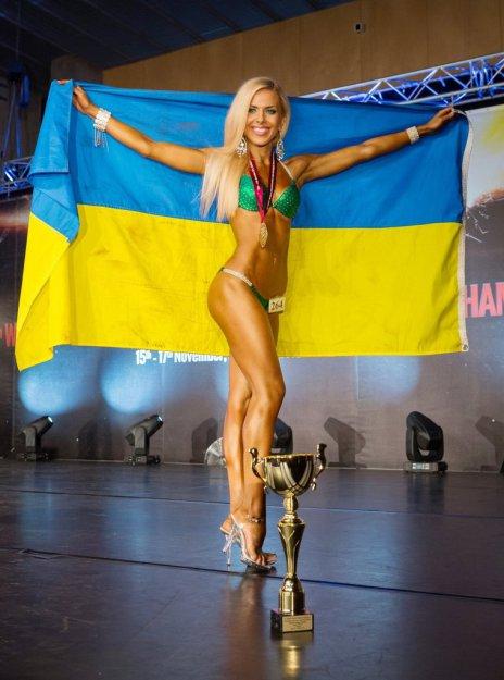 фото чемпионок без одежды