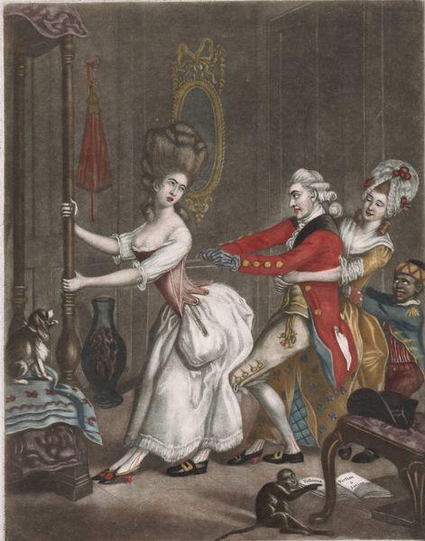 секс 18 веке