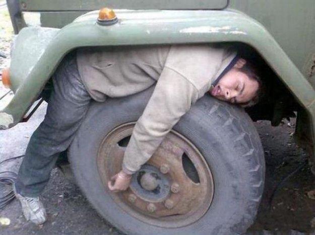 фото пьяных спящих