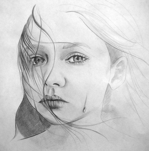 Как рисовать рисунки простым карандашом видео