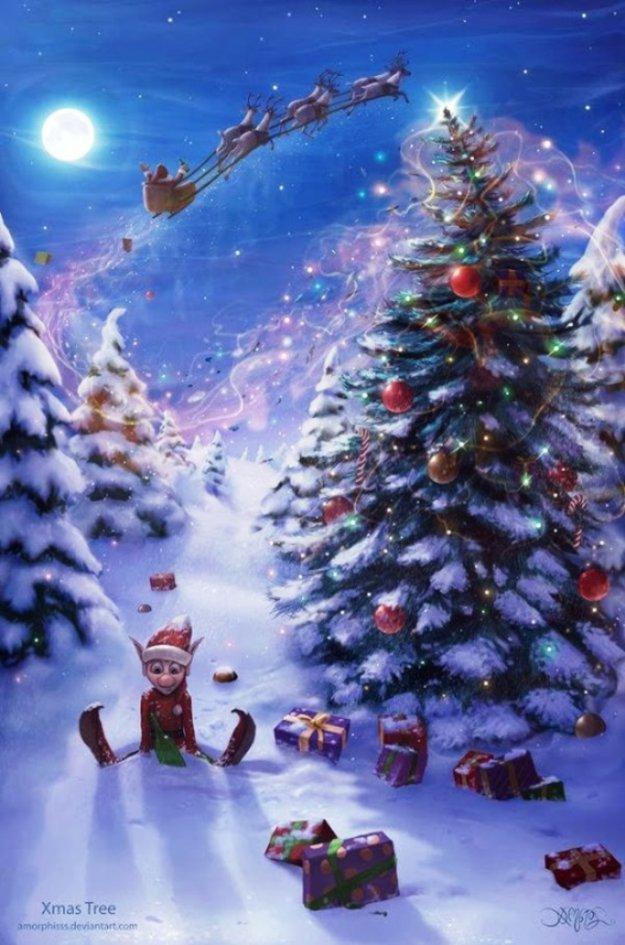 descriptive essay about christmas day Experiencing christmas with the five senses remembering that the child we celebrate would one day shed his blood so that its life-giving qualities could fill us.