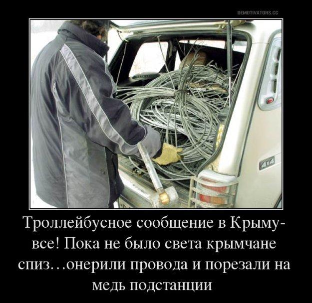 Россия остро нуждается в украинском электричестве для Крыма, - Чубаров - Цензор.НЕТ 9888