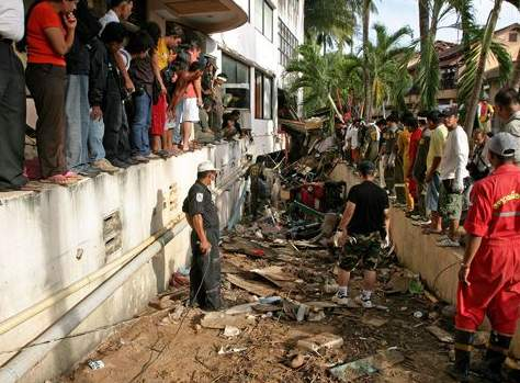 essay tsunami india
