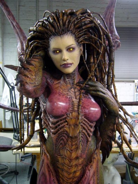 Kerrigan (StarCraft 2)