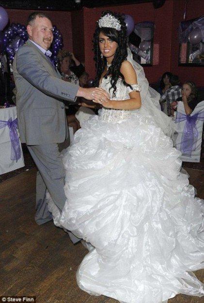 Гламурная цыганская свадьба