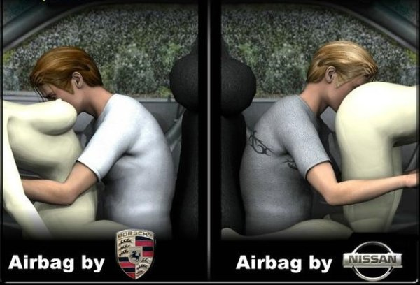 ��� ���-���� ��� airbag �����?