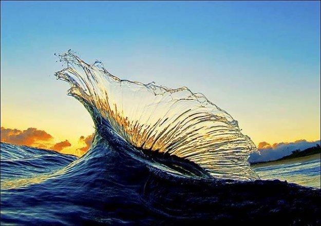 картинки волны красивые