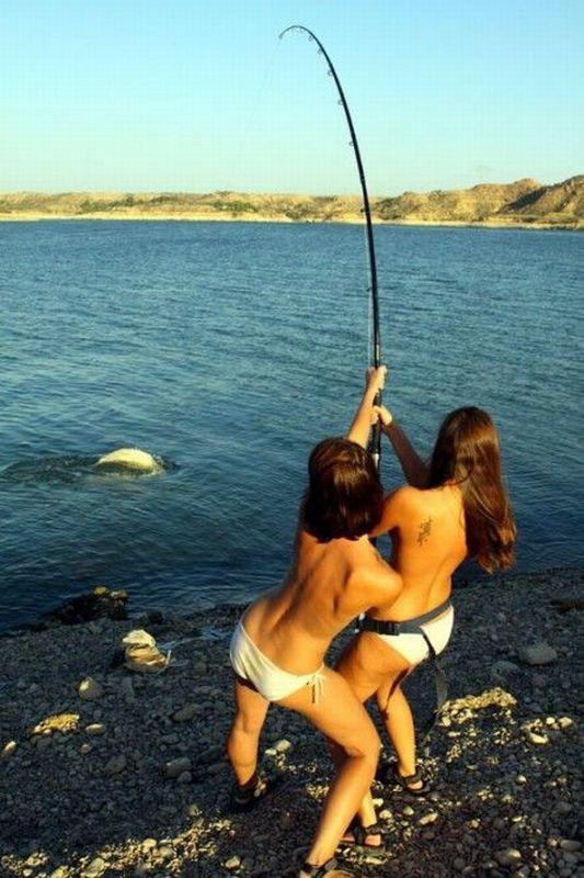 а я с мужем на рыбалку еду о натаха ты рыбачишь