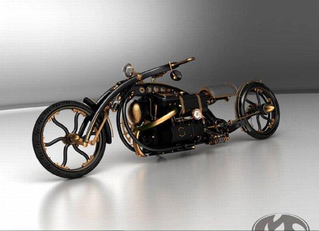 Крутые концептуальные мотоциклы