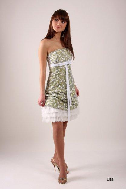 Выпускные платья 2010