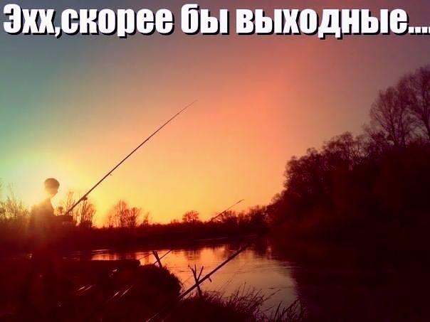 ура я на рыбалке фото