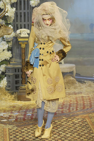 John Galliano's Fall 2007 collection