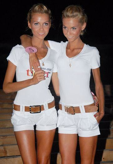 Конкурс близнецов Miss Tiger Twins World 2010