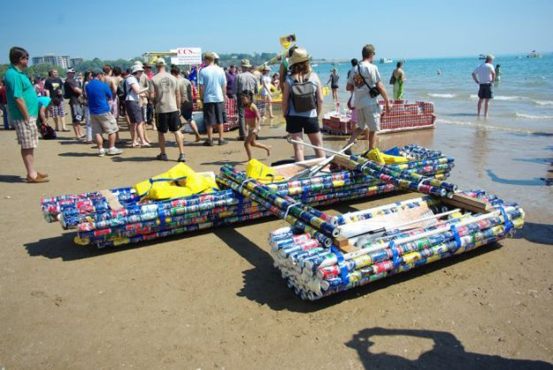 The Darwin Beer Can Regatta
