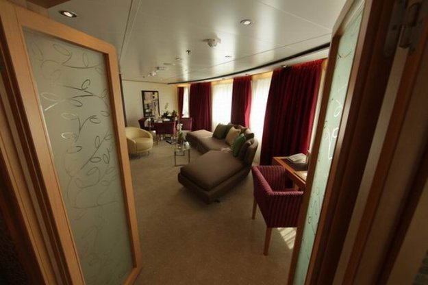�������� ������ Seabourn Sojourn