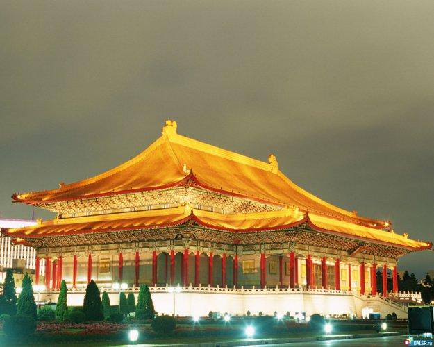 Подборка города и страны фото китай