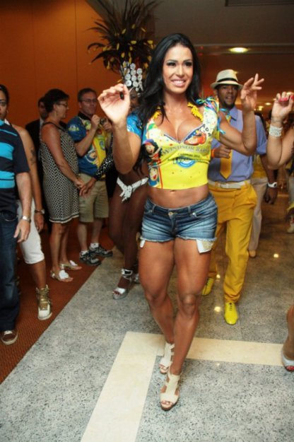 ����������� ���� Gracyanne Barbosa