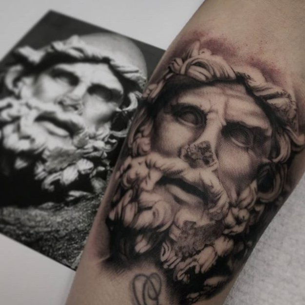основы современной татуировки джордан книга