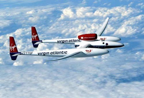 Virgin GlobalFlyer