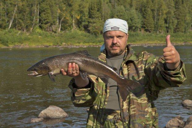 сделать бизнес рыбалке