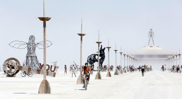 Burning Man 2013: фестиваль огня и независимости
