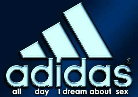 adidas картинки приколы: