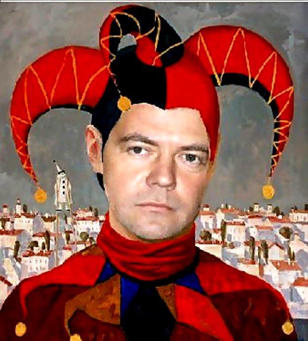 Медведев удалил в Twitter запись о том, что Крым не является частью России - Цензор.НЕТ 8758
