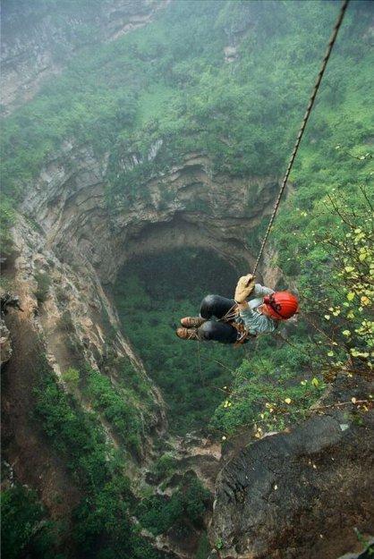 Красивые пещеры