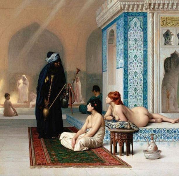 Рассказ наложницей в гареме секс