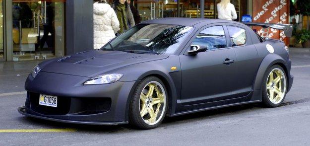 Просто красивые авто....