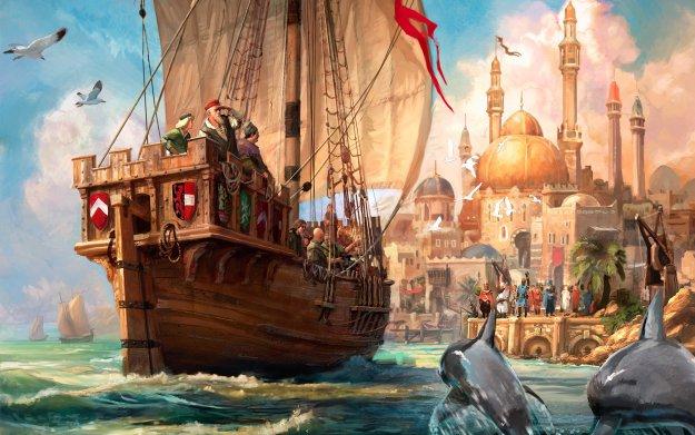 Корабли от мастеров фотошопа